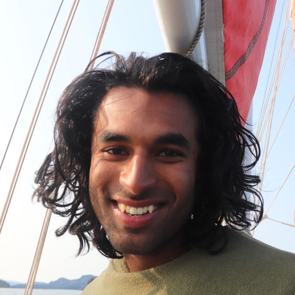 A photo of Siraj Sindhu